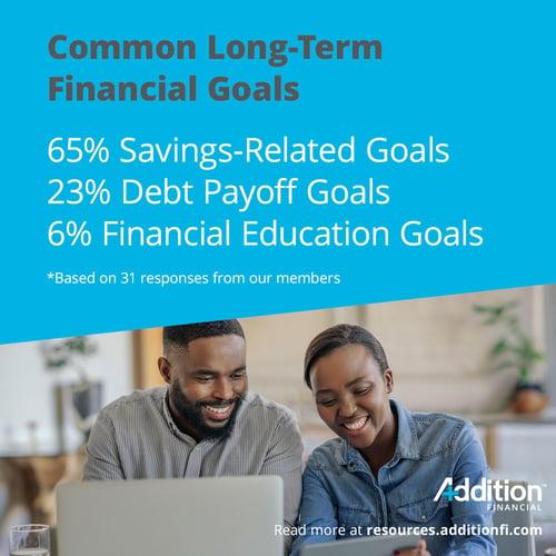 Common Long-Term Financial Goals