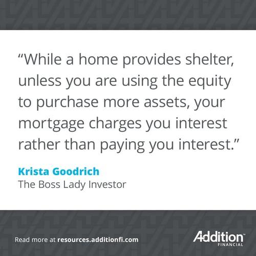 Krista Goodrich Homeownership Quote