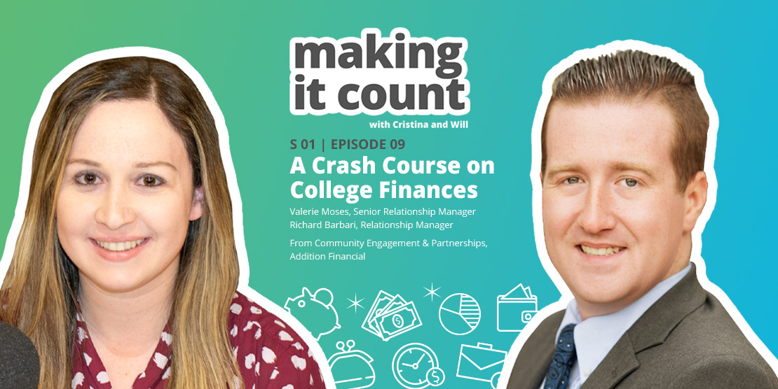 Episode 9: A Crash Course on College Finances