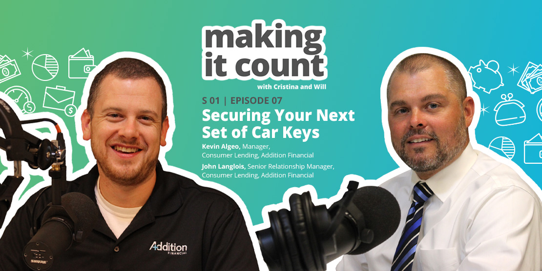 Episode 9: Securing Your Next Set of Car Keys