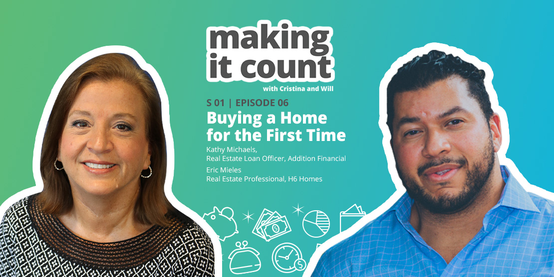Episode 8: Buying a Home for the First Time