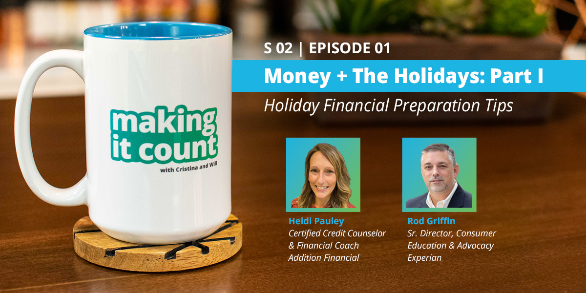 Money + The Holidays Part I: Holiday Financial Preparation Tips