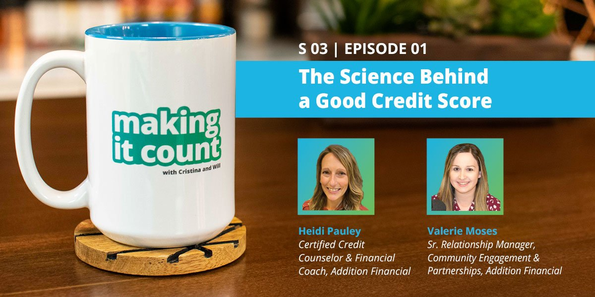 The Science Behind a Good Credit Score